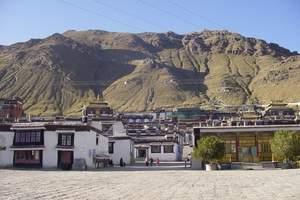 圣地拉萨 +藏东林芝桃花节+后藏日喀则(卧飞十日)