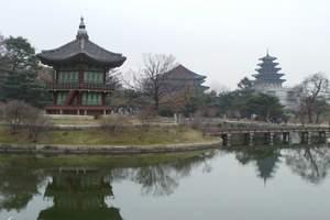 长春到韩国旅游 长春到韩国首尔+济州5+1 超惠六日游 四花