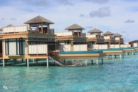 马尔代夫Club Med一价全含&卡尼岛4晚6天2沙2水