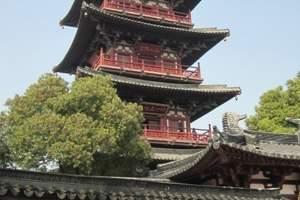 上海崇明寒山寺