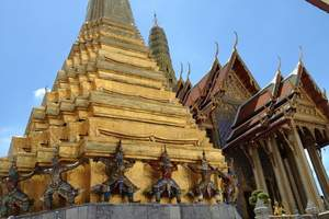 青岛到泰国旅游【东南亚风情】泰国曼谷芭堤雅风情6日