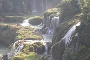 【德天旅游】南宁周边旅游德天跨国瀑布一日游纯玩团(送壮家宴)