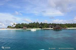 东莞出发马尔代夫中央格兰德六天价格/中央格兰德岛A级浮潜