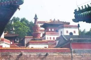 外八庙之普宁寺