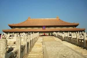 北京纯净双高3日游-周五晚上出发-周末北京度假-故宫天安门