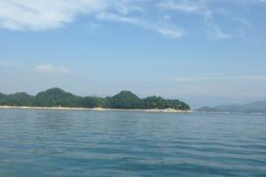 杭州到千岛湖一日游 免费接【暑期夏天特价】A1