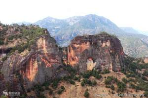 丽江老君山国家公园.黎明景区飞拉达攀岩纯玩一日游