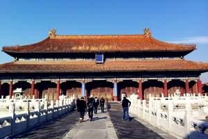 石家庄到北京首都一日游