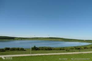 【 燕塞行】济南到乌兰布统坝上草原纯玩双高6日游
