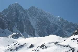 小玉龙��冰川公园大索道常规一日游