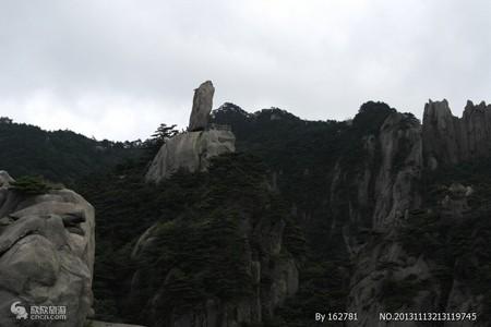 惠州出发到 黄山、野生猴谷、宋代老街 高铁四天品质团(纯玩)