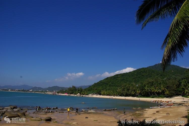 海南旅游 武汉到三亚分界洲岛双飞五日游 三亚自助餐