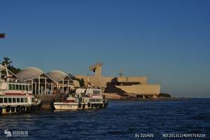 国家5A级景区·威海刘公岛一日游 门票+船票+导游讲解