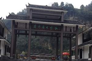 柴埠溪套票:含门票与往返索道 宜昌周边好玩的景点