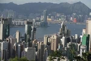 香港太平山/山顶