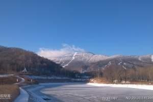【趣东北】哈尔滨冰雪大世界、亚布力、雪乡、虎峰岭、长白山六日