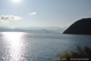 西安去泸沽湖邛海旅游特色景点 泸沽湖邛海双卧七日旅游线路