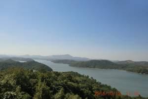 苏州出发到溧阳天目湖一日游,含游船