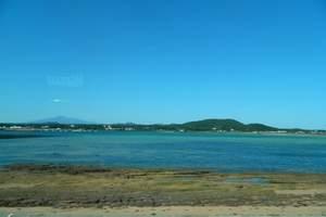 天津到韩国邮轮旅游行程 韩国济州4晚5天歌诗达号邮轮之旅