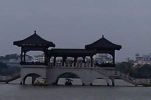 深圳周边游  惠州西湖、雷公峡漂流两日游