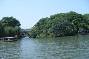 合肥到杭州西湖、西溪湿地、乌镇、夜游西塘二日游
