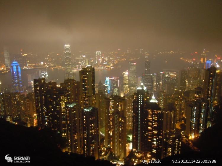 成都到香港澳门尊享五日游 香港迪士尼乐园门