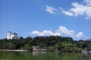 重庆到西安旅游-西安、华山、兵马俑、华清池、大雁塔双飞四日