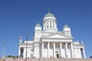 极光之旅、芬兰玻璃屋帝王蟹极光10天之旅(包含小费)