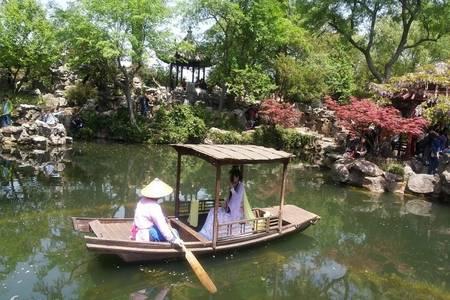 【纯净之旅】华东苏沪杭、周庄、乌镇、枫泾3水乡纯玩四日游