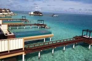 马代旅游 马尔代夫太阳岛参考行程5晚7天