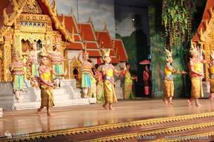 内蒙古直飞泰国全景旅游价格_曼谷-芭提雅-普吉岛斯米兰岛8日