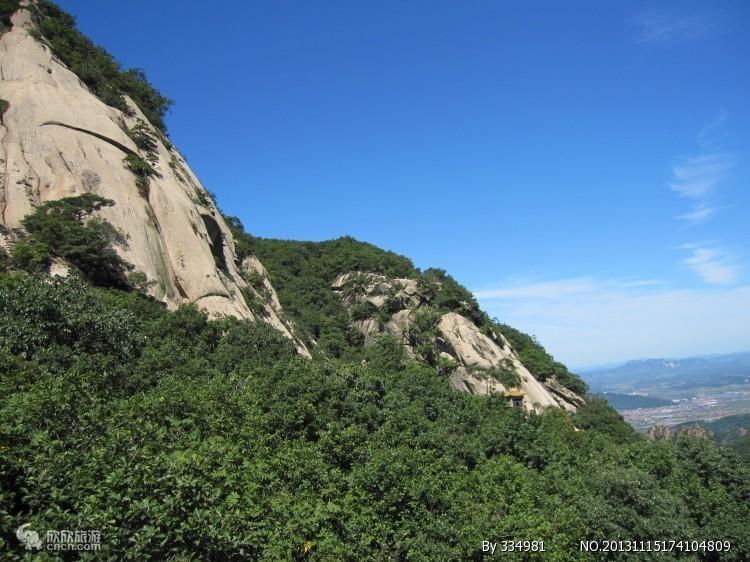 丹东凤凰山,九水峡漂流,大鹿岛4日游