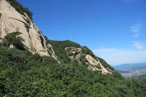 【魅力丹东】丹东凤凰山+九水峡漂流 2日游