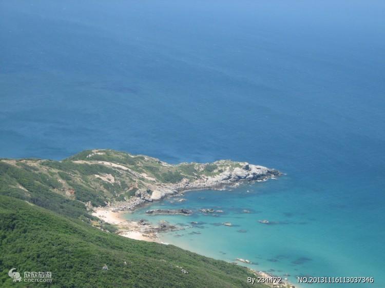 海南蜈支洲岛无自费双飞6日游线路介绍 西安到海南
