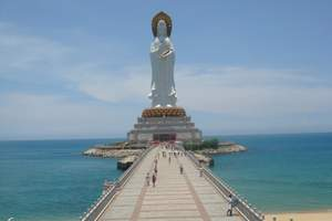 湛江旅行社|湛江到三亚旅游攻略|海南四天三晚南山经典游D线