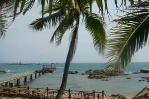 暑期去海南三亞旅游/零距離海南島雙飛純玩六日游