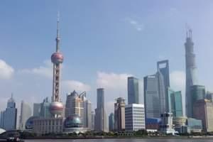 夜游上海风光【含东方明珠和船游浦江】上海一日游  W12