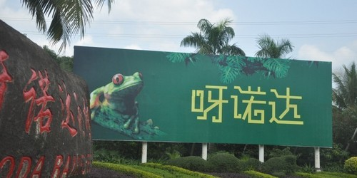 呀諾達雨林文化旅游區