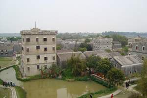 自力村碉楼群