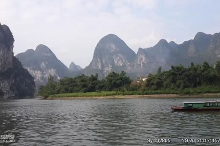 宜昌到桂林、大漓江双卧五日游(桂林三山一洞一公园)