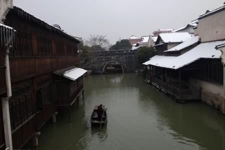 青岛去华东旅游:天天江南 瘦西湖、狼山、乌镇 双飞5日游
