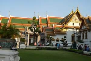 泰国印象暹罗曼谷+芭提雅+格兰岛6日游