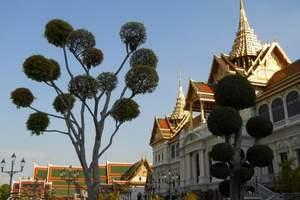 【舌尖上的泰国】升级一晚泳池别墅|济南到泰国5晚7日游0自费
