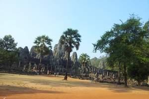 武汉到柬埔寨报团出国旅游首选 漫步吴哥半自助6日游