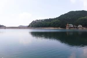 庐山芦林湖