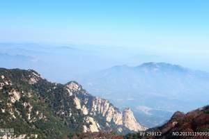 夏季出游泰山看日出天气如何/泰山观日出两日游(泰安出发)