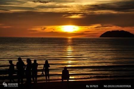 情迷沙巴六日游(贵阳起止,贵阳领队)马来西亚旅游团