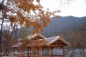 南昌周边旅游报价|南国九寨沟|仙境龙源峡|橘子采摘休闲1日游