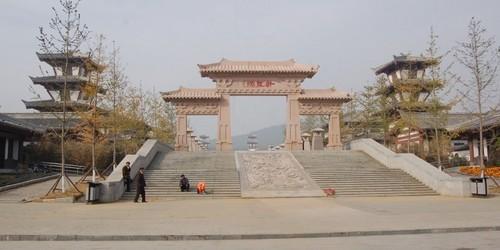 诸葛亮故居纪念馆