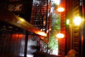 重庆湖广会馆_洪崖洞_白公馆_渣滓洞_磁器口红色景点一日游